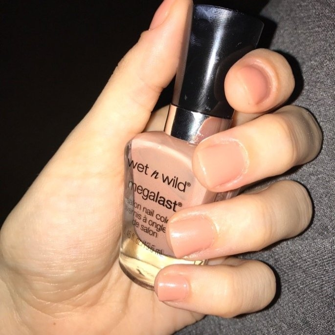 wet n wild Megalast Nail Color uploaded by Kat S.