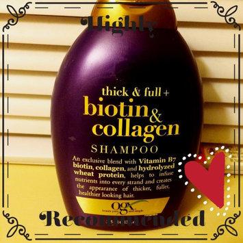 OGX® Biotin & Collagen Conditioner uploaded by Dajia G.
