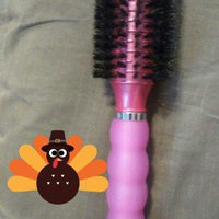 Conair Gel Grip Boar-Bristle Round Brush - Med uploaded by Yajaira H.