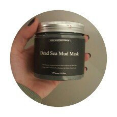 Pure Body Naturals Dead Sea Mud Mask uploaded by Tabitha B.