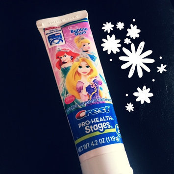 Crest Pro-Health Stages Disney Princess Kid's Toothpaste 4.2 Oz uploaded by Maria R.