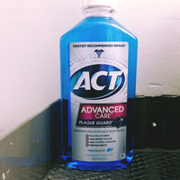 ACT Advanced Care Plaque Guard Frosted Mint Antiplaque Mouthwash uploaded by Sarah T.