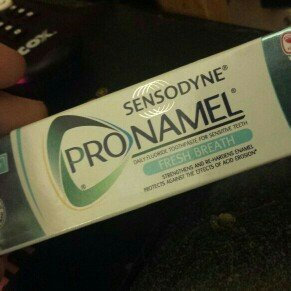 Sensodyne Pronamel Sensitive Toothpaste uploaded by Angela A.
