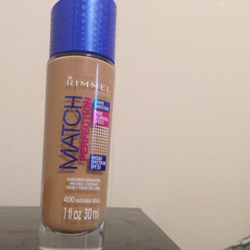 Rimmel London Match Perfection Foundation  uploaded by Hailey B.
