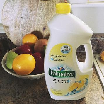Palmolive®eco®gel Dishwasher Detergent Lemon Splash uploaded by Laura E.