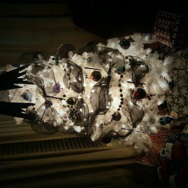 Disney Tim Burton's The Nightmare Before Christmas Here Comes the Pumpkin King Keepsake Ornament by Hallmark (Black) uploaded by Rebecca J.