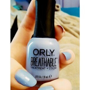 Orly Breathable Treatment + Color uploaded by Sierra S.