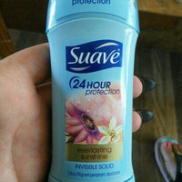 Suave Cocoa Butter Invisible Solid Anti-Perspirant Deodorant uploaded by Lacey C.