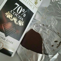 Lindt Excellence 70% Cocoa Smooth Dark Chocolate uploaded by Crystal B.