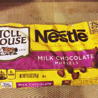 Toll House Milk Chocolate Morsels uploaded by emily m.