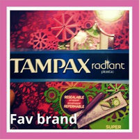 Tampax Radiant Compak Super uploaded by Samantha C.