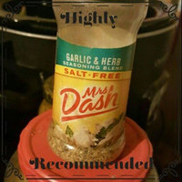 Mrs. Dash Salt-Free Seasoning Blend Garlic & Herb uploaded by Faith D.