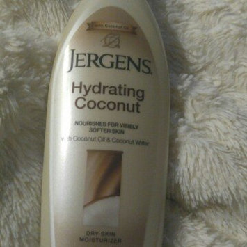 Photo of JERGENS® Hydrating Coconut Dry Skin Moisturizer uploaded by Rosita G.