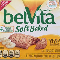 Nabisco belVita Breakfast Biscuits Soft Baked Variety Pack uploaded by Kathleen J.