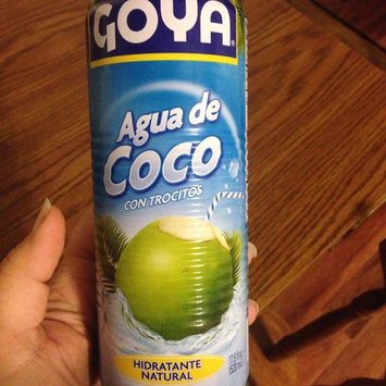 Photo of Goya® Coconut Water with Pulp uploaded by Mildred P.