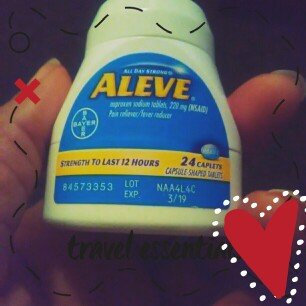 Photo of Aleve® Caplets uploaded by monica w.