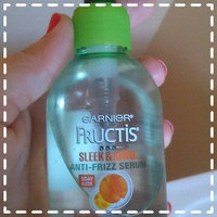 Garnier Fructis Sleek & Shine Anti-Frizz Serum uploaded by Carolina P.