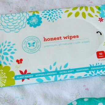 The Honest Company Honest Natural Face, Hand, & Baby Wipes uploaded by Ashley-Rahne M.