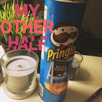 Photo of Pringles® Salt & Vinegar Potato Crisps uploaded by Chantelle W.