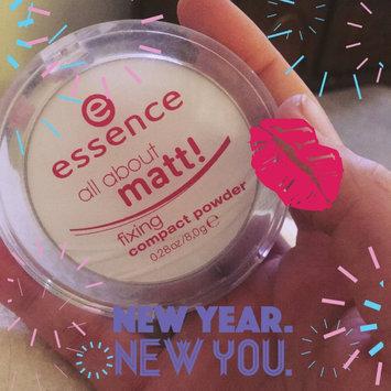 Essence All About Matt! Fixing Compact Powder uploaded by Kayla R.