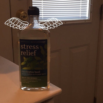 Photo of Bath & Body Works Bath & BodyWorks Stress Relief Body Wash: Travel Size uploaded by Megan A.