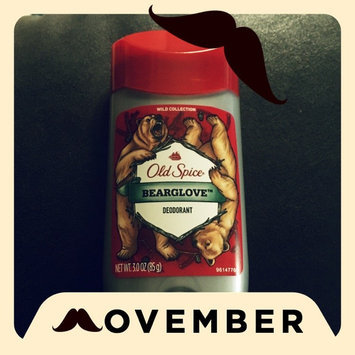 Photo of Old Spice Wild Collection Deodorant Bearglove uploaded by Hannah M.