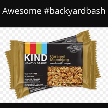 Kind Healthy Snacks Kind Caramel Macchiato Granola Bars - 5 Count uploaded by Tania A.