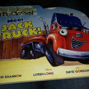 Photo of Meet Jack Truck! (Board) uploaded by Tracy J.