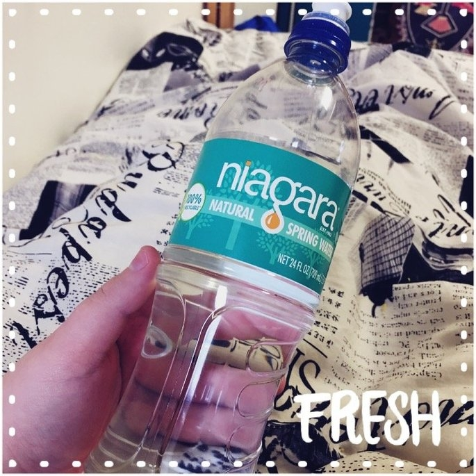 Niagara Bottled Water uploaded by Brianna R.