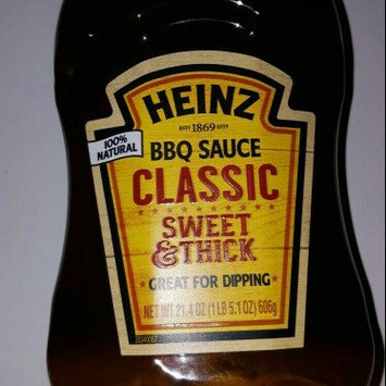 Photo of Heinz® BBQ Sauce Classic Sweet & Thick uploaded by Mary B.