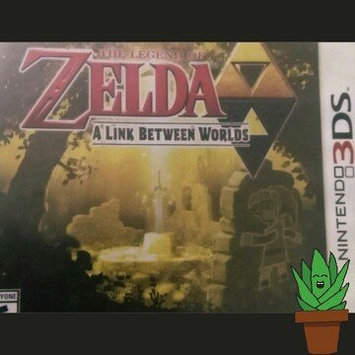 The Legend of Zelda: A Link Between Worlds (Nintendo 3DS) uploaded by Alexandra Y.