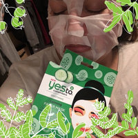 Yes to Cucumbers Soothing Calming Sheet Mask uploaded by Danielle L.