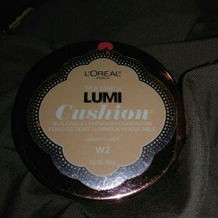 L'Oreal Paris True Match Lumi Cushion Foundation uploaded by Crystal T.