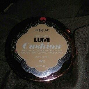 L'Oreal Paris True Match Lumi Cushion Foundation uploaded by Crystal T.