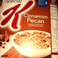 Special K® Kellogg's Cinnamon Pecan uploaded by Stephanie J.