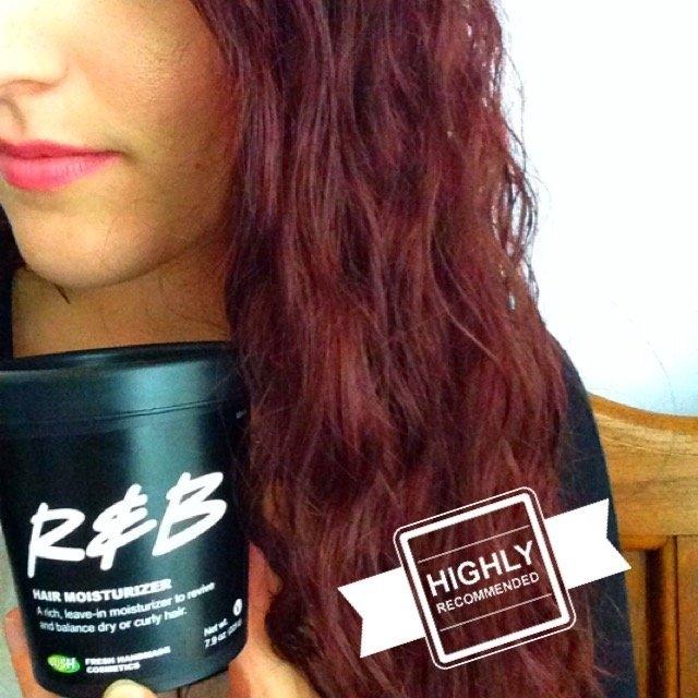 Lush R & B Hair Moisturizer uploaded by Kaitlyn H.