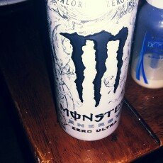 Monster Zero Ultra Energy Drink uploaded by paola b.