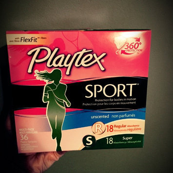 Photo of Playtex Sport Tampons uploaded by Jessica S.