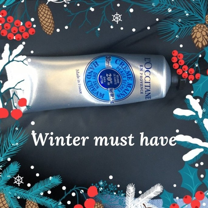 L'Occitane Shea Butter Hand Cream uploaded by kimberley l.