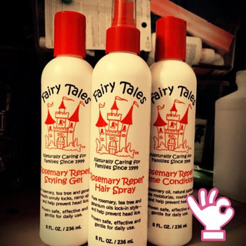 Photo of Fairy Tales Rosemary Repel Styling Hairspray uploaded by RobertAnn S.