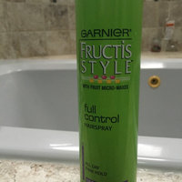 Garnier Fructis Style Full Control Anti-Humidity Hairspray uploaded by Pooja H.