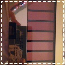L'Oreal Colour Riche Lip La Palette Lip Nude uploaded by Alyssa H.