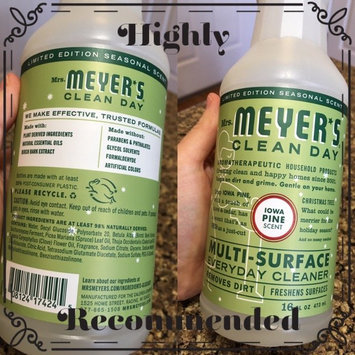 Photo of Mrs. Meyer's Clean Day Iowa Pine Multi-Surface Everyday Cleaner uploaded by Tiffany H.