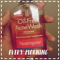 Neutrogena Oil-Free Acne Wash uploaded by Nesha C.