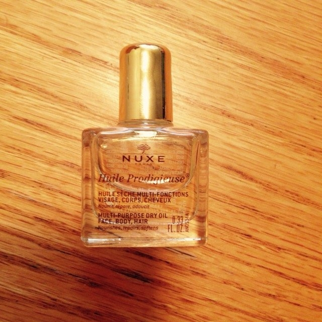 NUXE Huile Prodigieuse® Multi-Purpose Dry Oil uploaded by Stephanie G.
