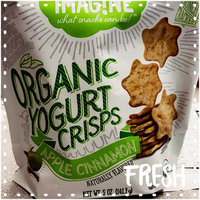 Earth's Best Sesame Street Organic Yogurt Rice Crisp Bars Vanilla uploaded by Grace B.