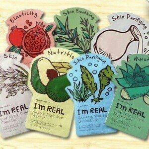 Tony Moly - I'm Real Avocado Mask Sheet (Nutrition) 10 pcs uploaded by Sarah R.