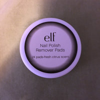 e.l.f Nail Polish Remover Pads uploaded by Brittany M.
