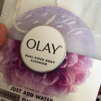 Olay DUO Soothing Orchid & Black Currant Body Cleansing Buffer uploaded by Margarita R.
