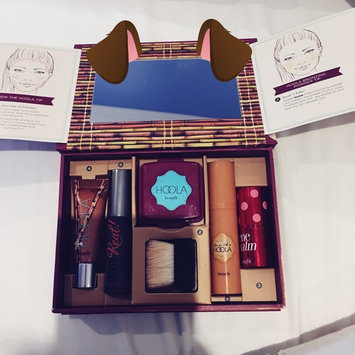 Photo of Benefit Cosmetics Do The Hoola Beyond Bronze Kit uploaded by Leah G.